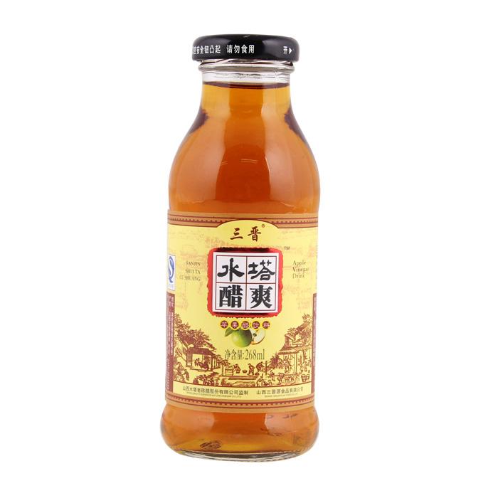 水塔 苹果醋爽 268ml*15