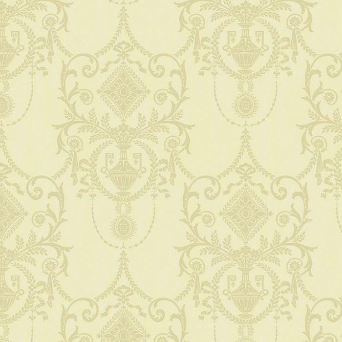 好盛 欧式提香系列墙纸 37-6p34 米黄1