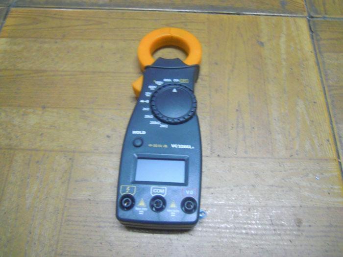 宇舜 钳形表 vc3266 仪通电器