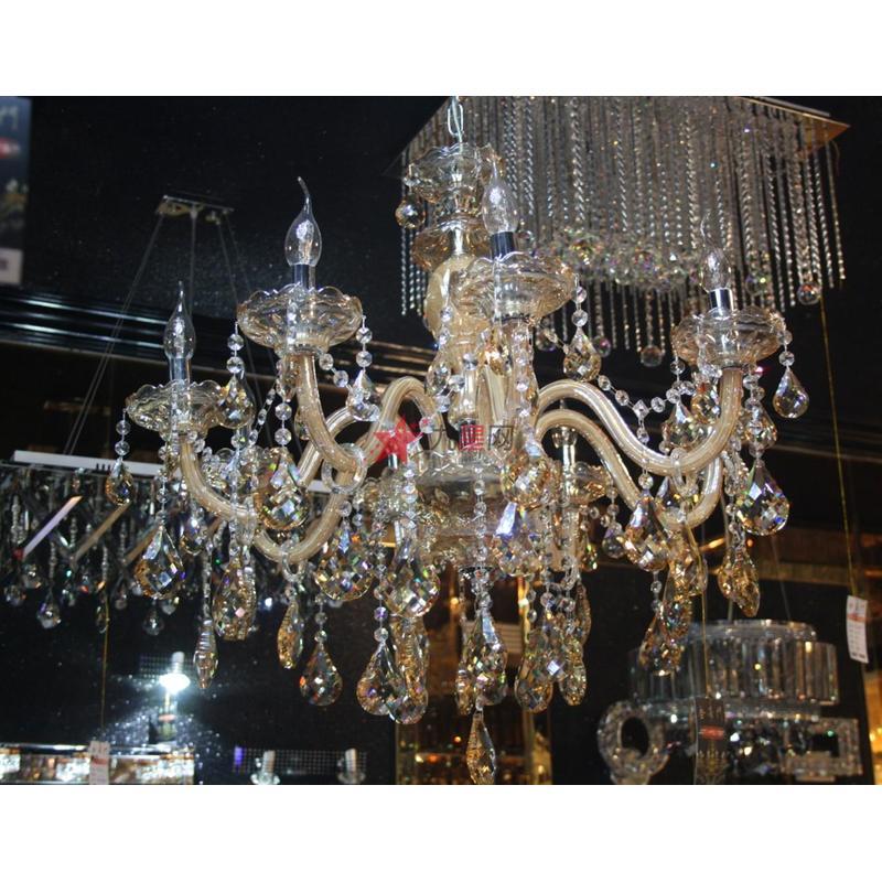 客厅灯 现代简约灯饰灯具水晶灯