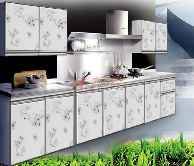 迪 晶钢门板 不锈钢台面定做 整体橱柜定做 厂家直销