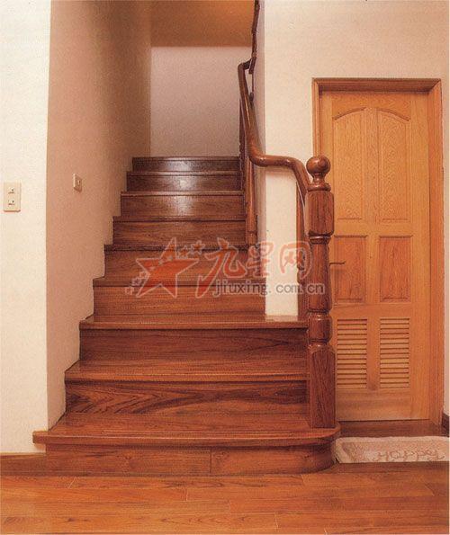 实木楼梯/重庆楼梯:室内楼梯 卡比 重庆楼梯超市 云南昆明 面议