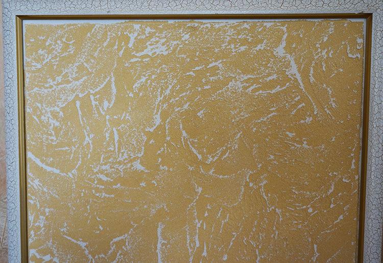 金面板岩液体壁纸涂料-电视背景墙艺术漆-墙艺漆【路易思】