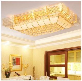 长方形水晶灯 豪华客厅