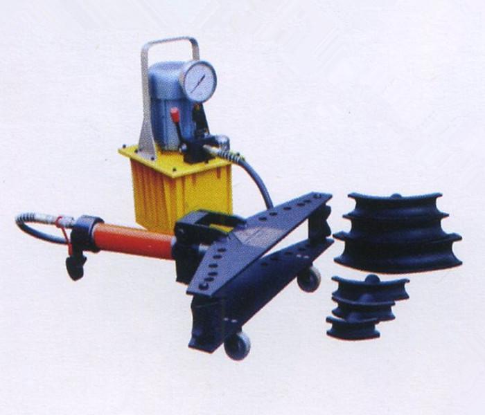 沪巩dwg-2d 通州牌电动液压弯管机