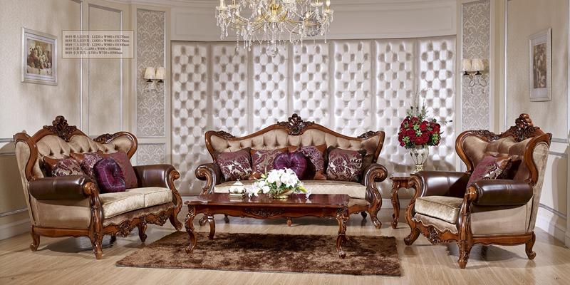 典派欧式家具 沙发_典派