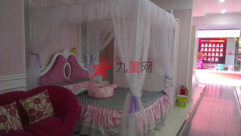 欧式儿童套房家具