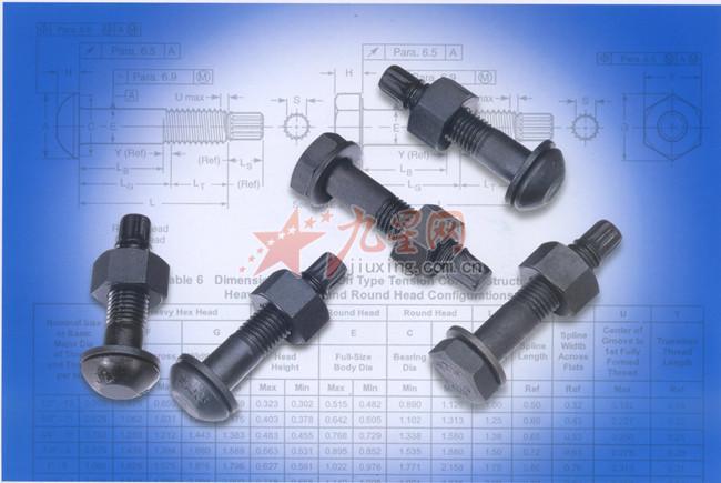螺丝/螺栓 > 钢结构用扭剪型高强度螺栓连接副