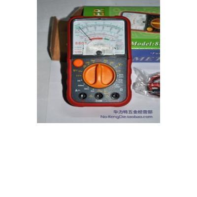 万用表 电流表 电压表 欧姆表 电阻表 指针式 880系列