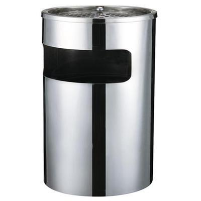 圾桶不锈钢圆柱筒不锈钢桶