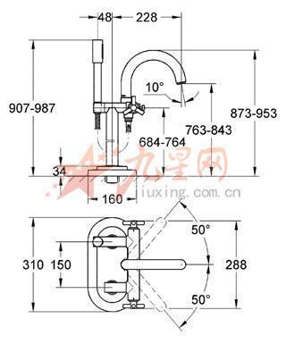 浴缸控制器电路