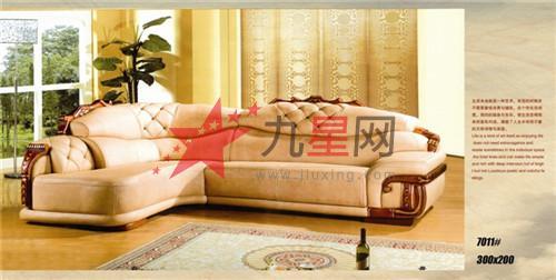 欧式沙发的特点是富于现代风格