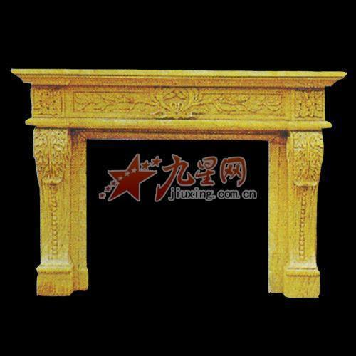 欧式工艺木雕制 装饰壁炉a-9