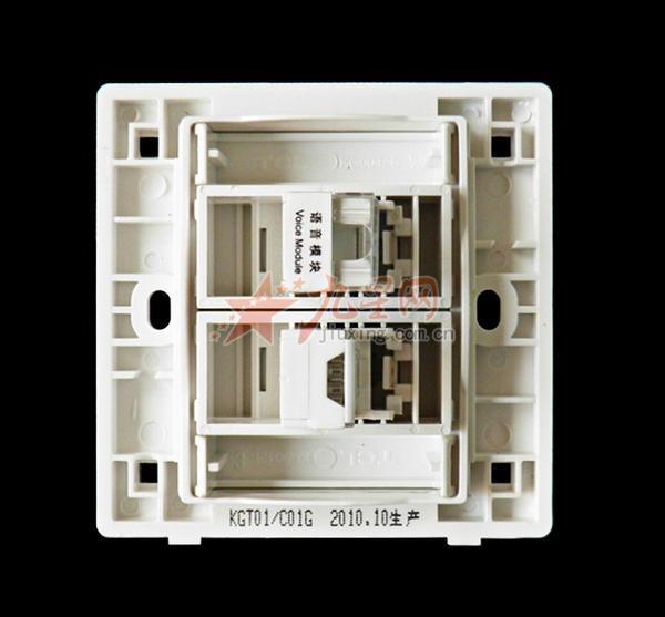 tcl开关插座面板k4.0系列国际电工 电话电脑插座