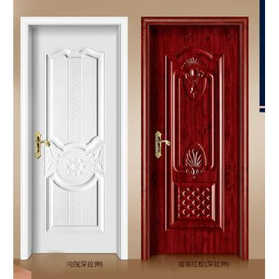 hf1304环保钢木门室内门房间门卧室门套装门宾馆门门