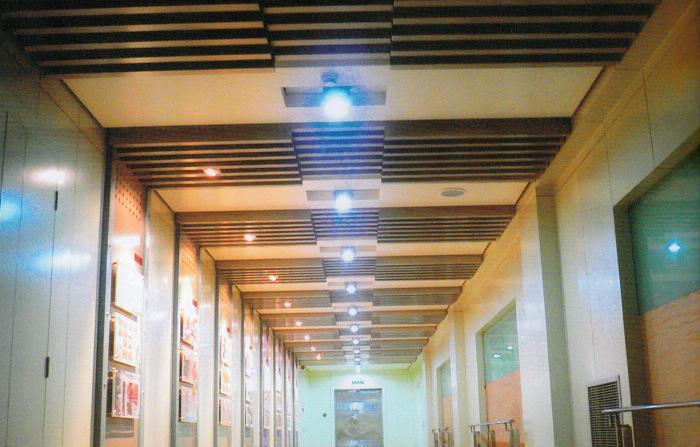 天虹吊顶 异形天花系列 走廊