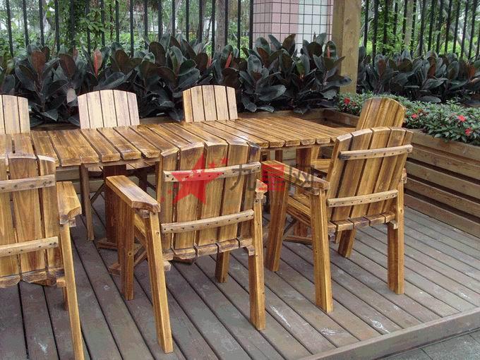 上海户外家具桌椅
