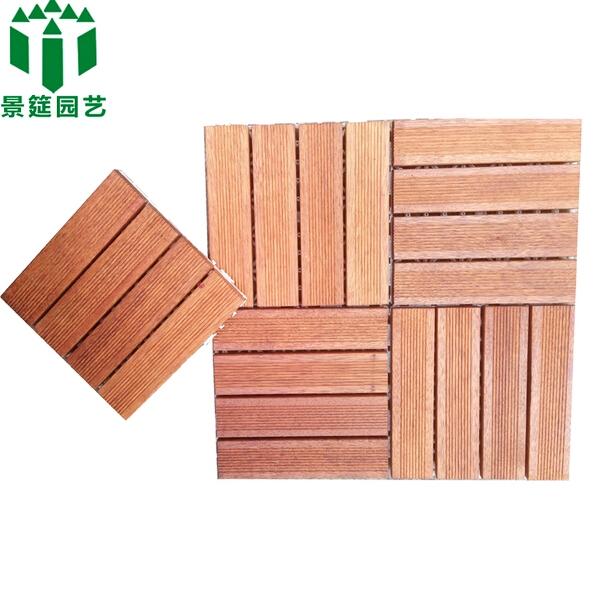 防腐木 塑木木塑户外地板