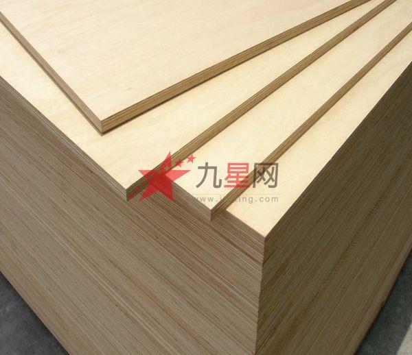 密度板中纤板1220*2440*3mm