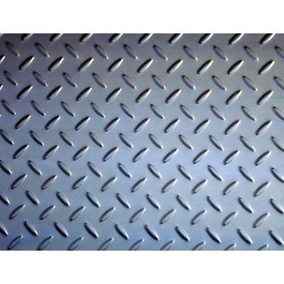 张氏不锈钢 防滑面花纹不锈钢板