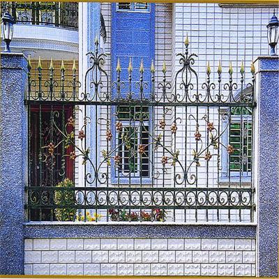 铁艺围墙 防护栏fsw-001