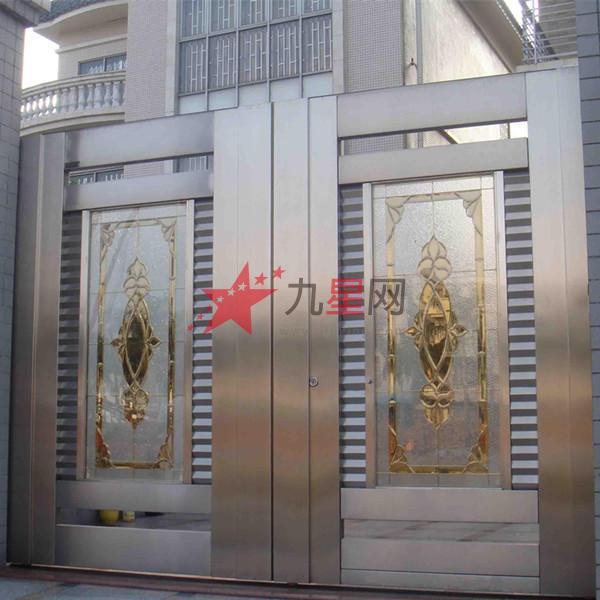 半圆欧式烤漆门