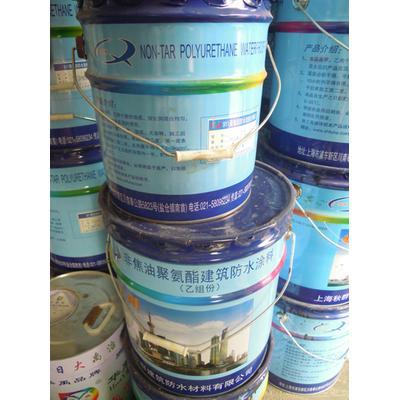 非焦油聚氨酯建筑防水涂料(甲组分)