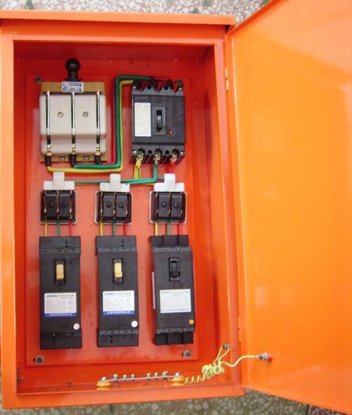 飞普电器 工地配电箱