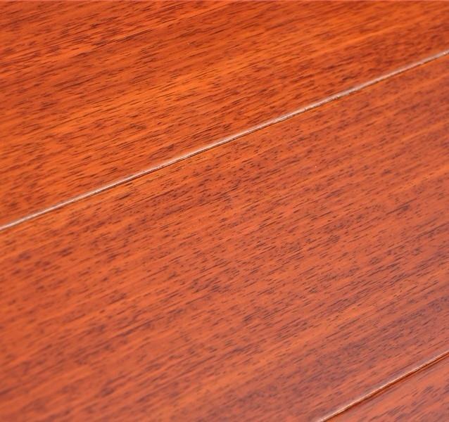 宜荣地板 实木平面系列 印茄木805