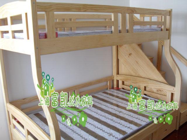 新西兰松木实木儿童床
