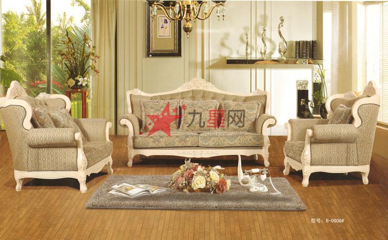 所以价格也相对较便宜,然而花纹等图案的沙发由于是机器或者人工编织