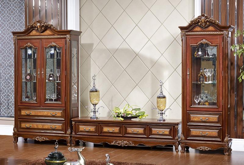 典派欧式家具 厅柜