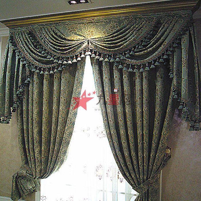 欧申 欧式风格 花卉印花系列 门幅2.8米 可定做
