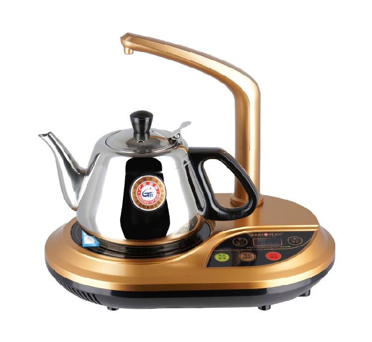 金灶d-16自吸加水数码智能电磁茶艺炉茶道茶具