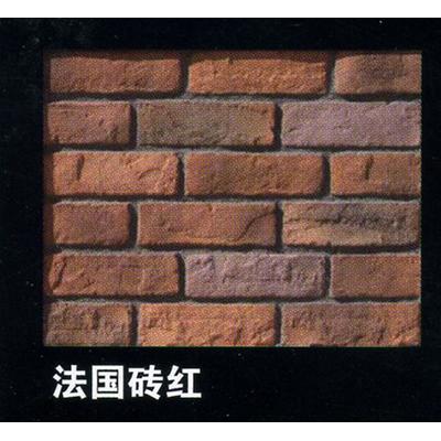 白色文化砖粘贴步骤
