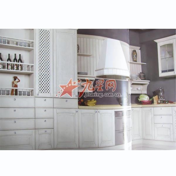 较常见的橱柜布局可分为一字型 岛台的设计,u型设计,一字型设计,走廊
