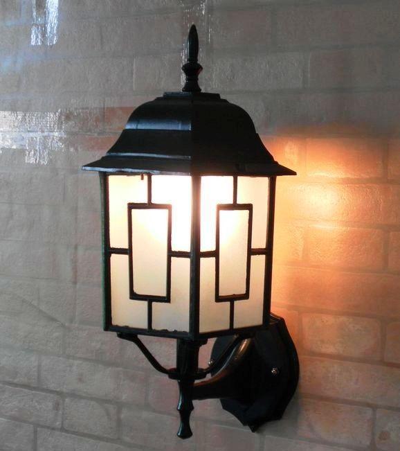防水户外壁灯欧式阳台灯室外壁灯户外灯庭院灯走廊灯花园灯