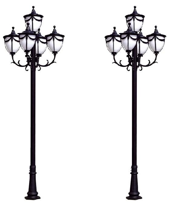 庭院灯发展至今,根据使用环境和设计风格的不同,衍生出不同的种类,分为:欧式庭院灯、现代庭院灯、古典庭院灯三大类。