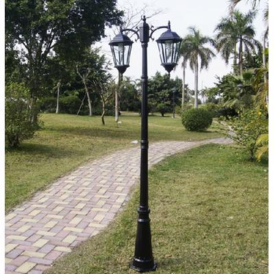 欧式庭院灯 户外灯 仿古路灯 花园灯 别墅灯 公园灯 高杆街道灯