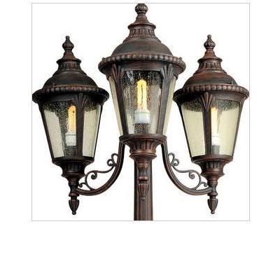 小四叶草欧式高档小区花园别墅专用庭院灯路灯