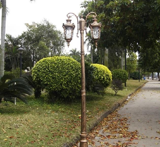 欧式庭院灯 古典户外灯