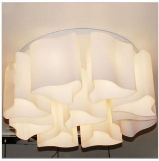 客厅卧室灯吸顶灯具 超现代简约云朵灯饰 j307