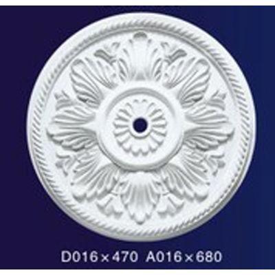 沪欧石膏线 石膏线条 grg grc外墙 定制圆盘d016系列