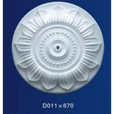 沪欧石膏线 石膏线条 grg grc外墙 定制圆盘d011系列