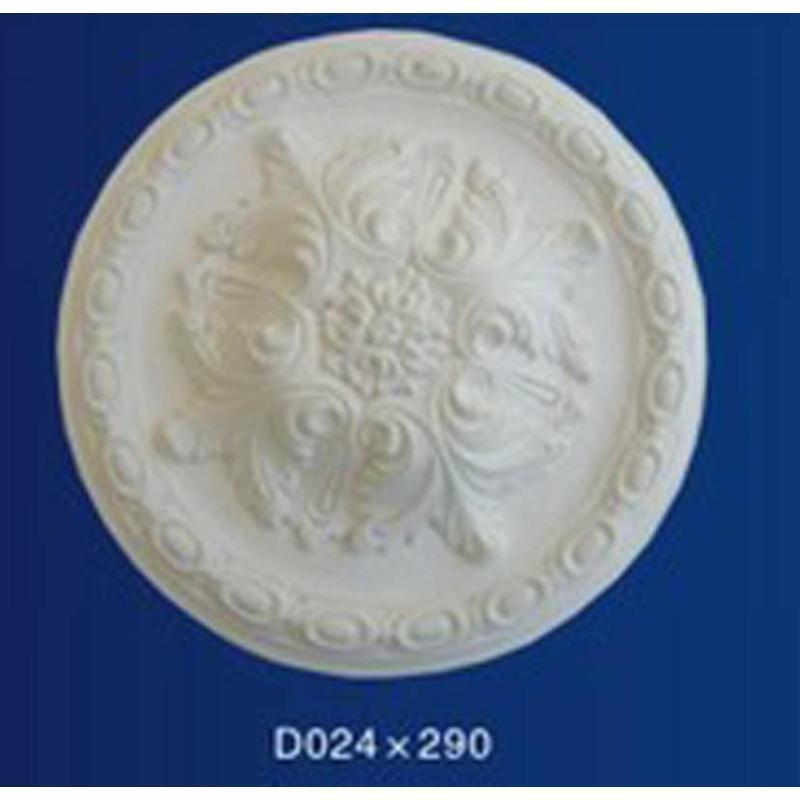 沪欧石膏线 石膏线条 grg grc外墙 定制圆盘d024系列