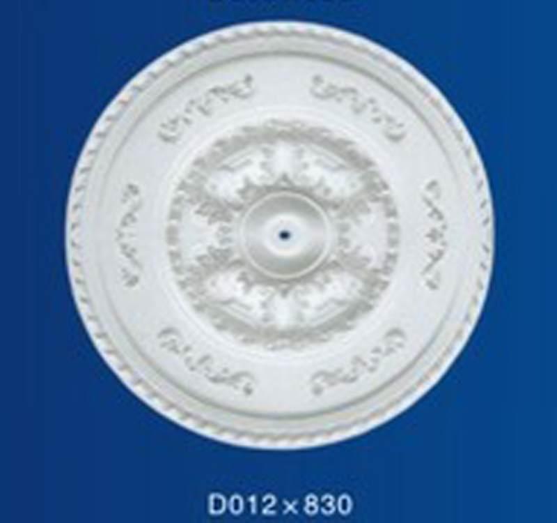 沪欧石膏线 石膏线条 grg grc外墙 定制圆盘d012系列