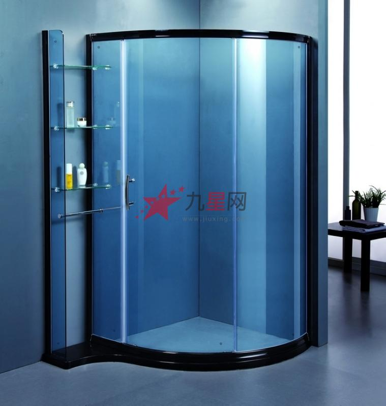 沐浴房 半圆/扇形淋浴房 > 渝美专业定制卫浴ym-10 淋浴房   规格参数