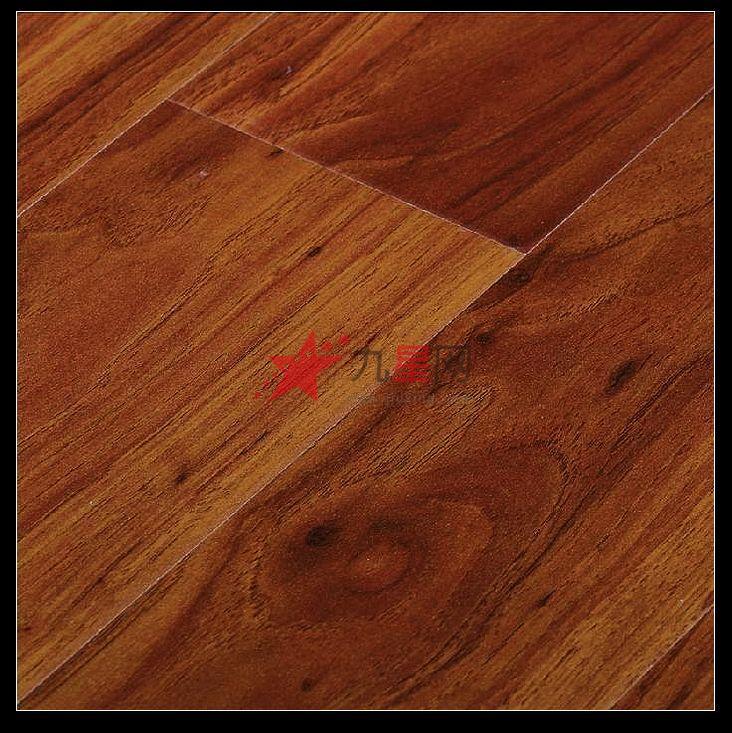 联丰地板 联丰强化复合地板强化木地板深棕色木纹地板