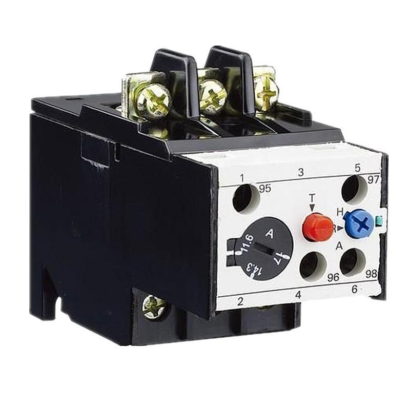 德力西jr20 系列热过载继电器