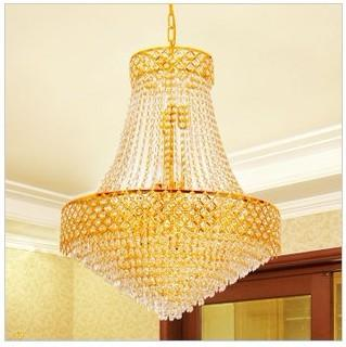 搜索 > 金色         欧式奢华金色 水晶 吊灯 客厅 卧室 餐厅 楼梯